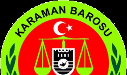 Karaman Barosu Genel Kurulu 6 Kasım'da