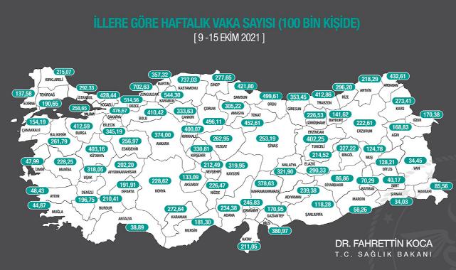 Karaman'da Vaka Sayılarında Artış Devam Ediyor