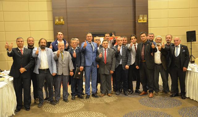Yeniden Refah Partisi Basın Mensuplarıyla Bir Araya Geldi
